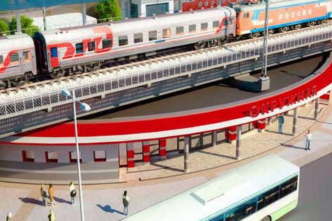 Восемь железнодорожных направлений объединят с МЦК в 2018 году