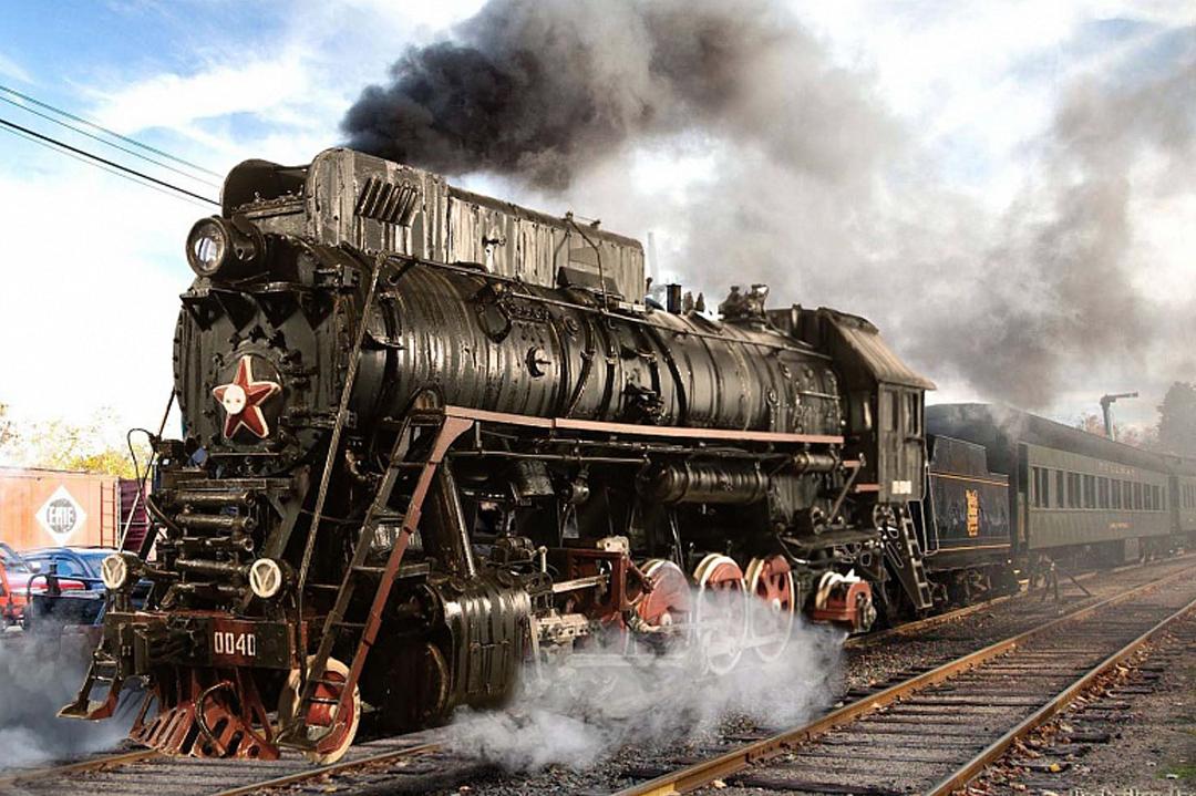 День железнодорожника - профессиональный праздник!